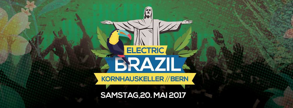 ELECTRONIC MUSIC | SENSSUAL IBIZA TO KORNHAUSKELLER BERN